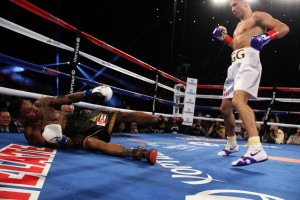 Gennady Golovkin beats Willie Monroe to retain WBA title