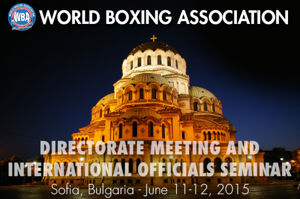 WBA Directory Meeting in Bulgaria