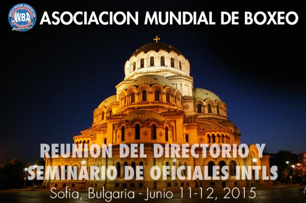 AMB realizará Reunión de Directorio en Sofia, Bulgaria