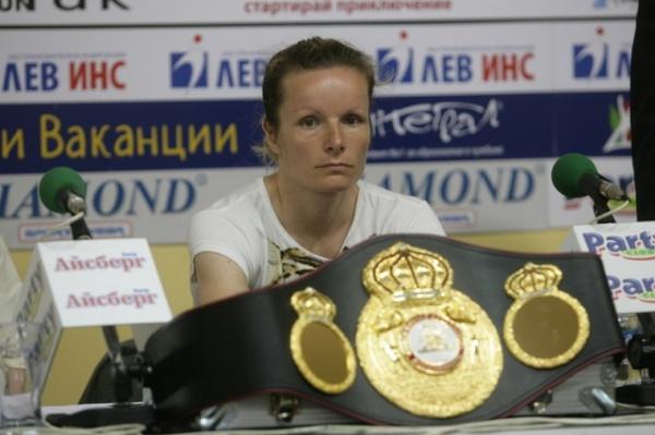 Galina Ivanova won in Bulgaria