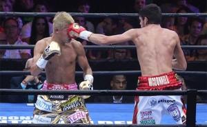Photo Gallery: Jamie McDonnell retain by UD against Tomoki Kameda