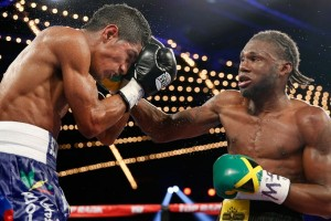 Walters Defeats Marriaga