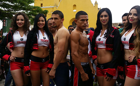 Emanuel Lopez / Rolando Giono Make Weight