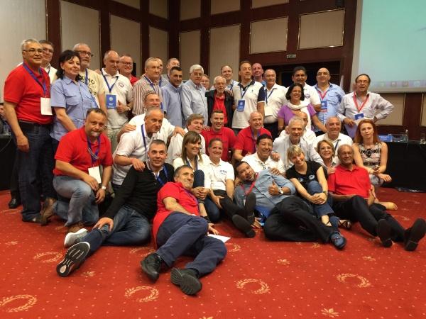 Seminario para Oficiales Europeos en Directorio AMB en Bulgaria