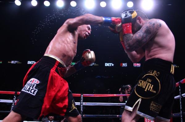 Andre Ward vs Paul Smith