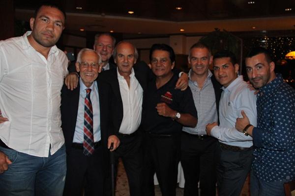 Cena de Gala de la Reunión General del Directorio de la Asociación Mundial de Boxeo (AMB)