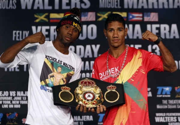"Walters on Marriaga: ""He talks too much"""