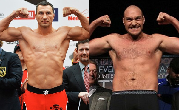 Klitschko vs Fury purse bid