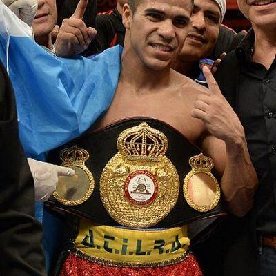 Jesús Cuéllar WBA Featherweight Champion