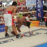 Knockout CP Freshmart vs Alexis Diaz