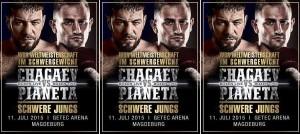 Chagaev Defends WBA World Heavyweight Title
