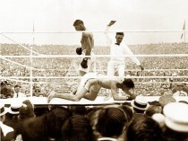 Dempsey-Carpentier was the first fight sanctioned by the National Boxing Association, the precursor to the WBA.