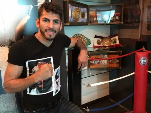 Jorge Linares Wants to Unify Titles