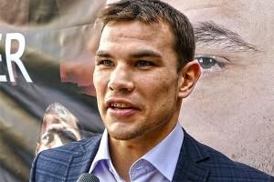 Ex campeón AMB Dmitry Chudinov regresa este domingo en Sevastopol