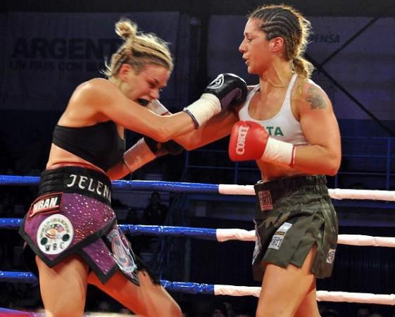 Matthysse Unifies WBA/WBC Titles