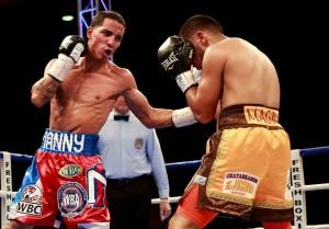 Sensacional victoria de Emmanuel Rodríguez sobre el mexicano Alex Rangel en Fajardo; se suman dos títulos a la colección de Rodríguez
