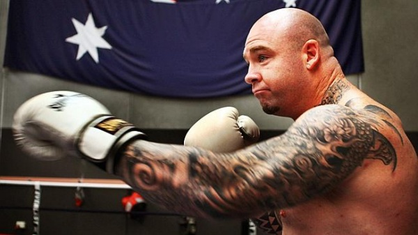 Lucas Browne Injury Update
