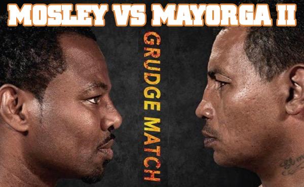 Grudge Match: Mosley vs. Mayorga II
