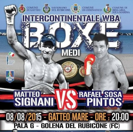 WBA Doubleheader in Italy and Uruguay