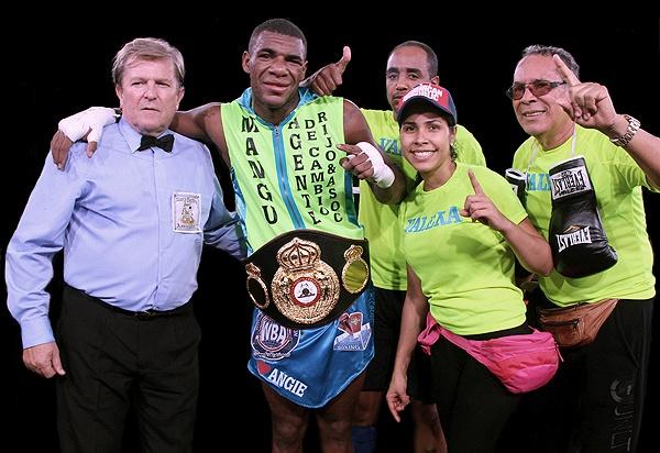 Valera Wins Interim Light Heavyweight Title