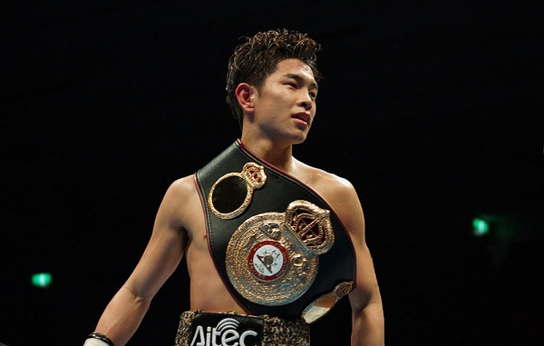 Kazuto Ioka to Defend Flyweight Belt