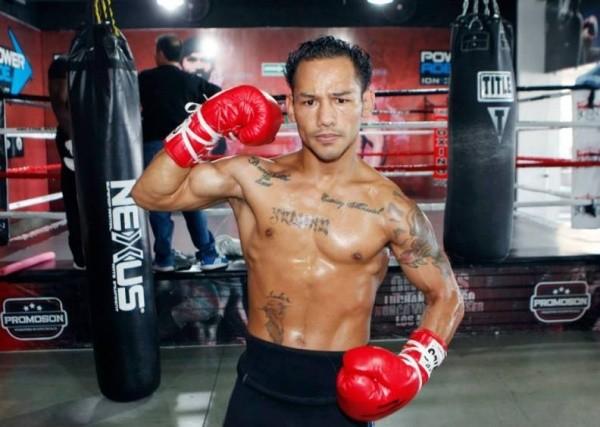 Luis Concepción WBA Honorable Mention - September 2015