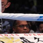 Boxing Judge Ignacio Robles