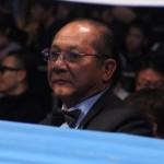 Boxing Judge Chalerm Prayadsab