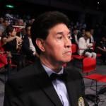 Boxing Judge Levi Martinez