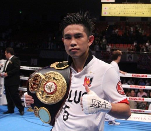 Kazuto Ioka WBA Honorable Mention – December 2015