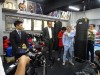 Kameda appears at Kono's press conference 20-Aug
