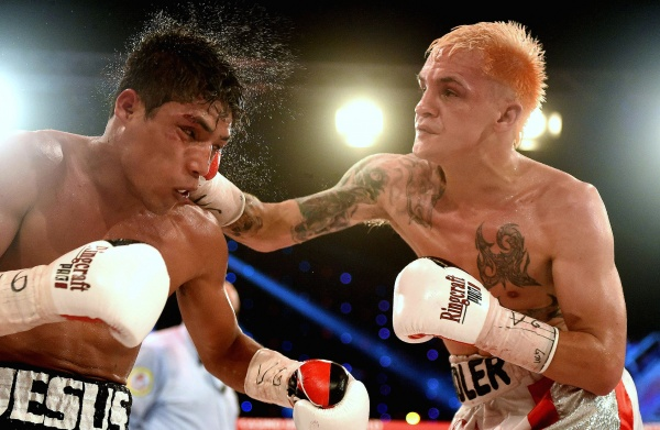 Budler last defended his WBA World minimumweight title in February by decisioning Jesus Silvestre. (Photo: Naoki Fukuda)
