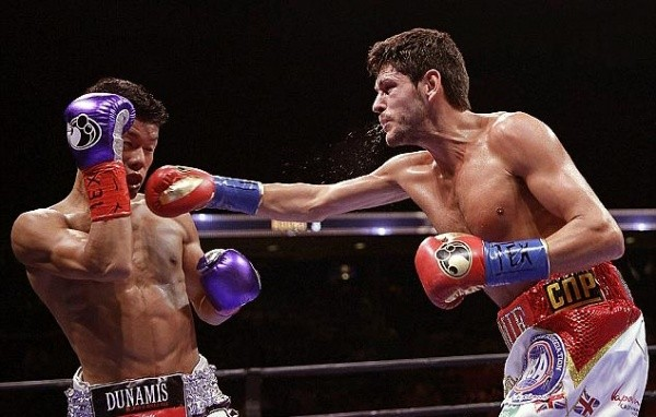 McDonnell Defeats Kameda…Again
