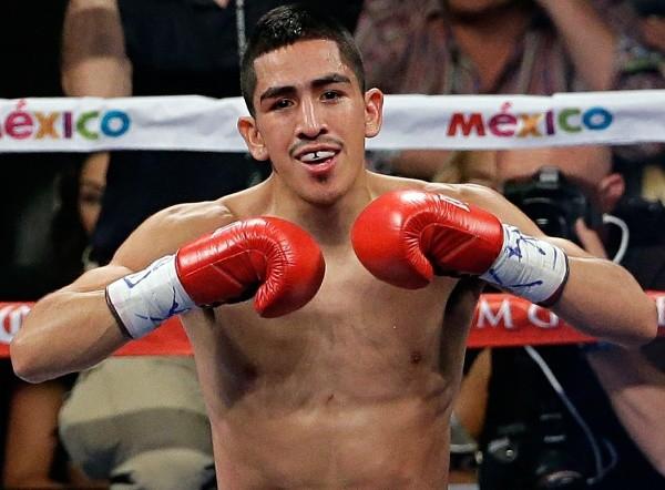 Leo Santa Cruz WBA Featherweight Champion
