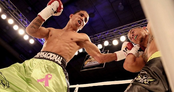 Manny Rodriguez Signs with Al Haymon