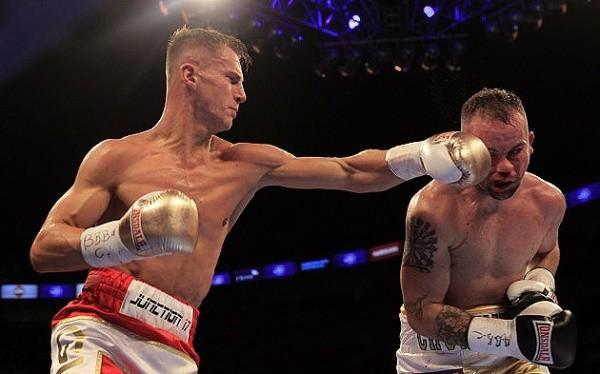 Tommy Martin Wins WBA Continental Title