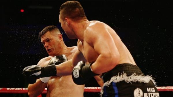 Joseph Parker rates TKO win over Kali Meehan
