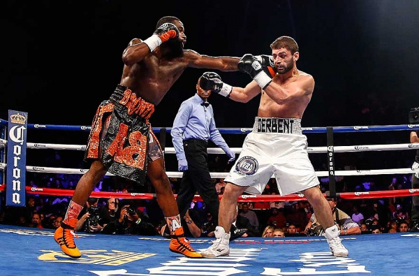 Broner Wins WBA World Super Lightweight Title