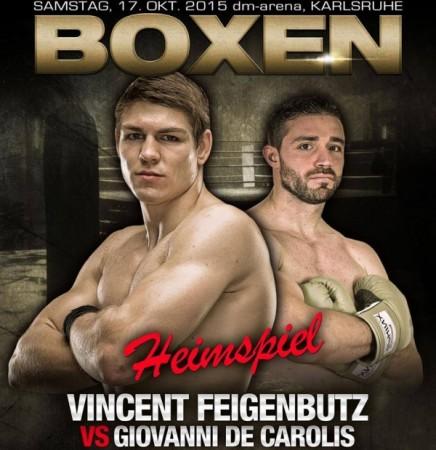 Feigenbutz vs. De Carolis pelean en Alemania por interino