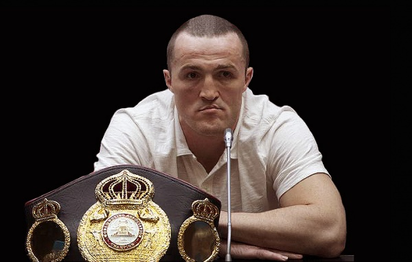 Lebedev will defend his WBA World cruiserweight title in Russia against Lateef Kayode. (Photo: Ivan Sekretarev/AP)