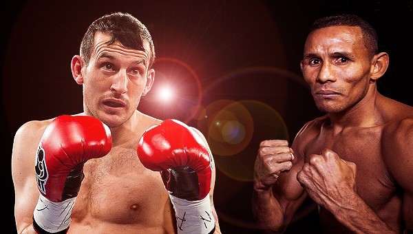 Derry Mathews to Defend Interim WBA World Lightweight Title