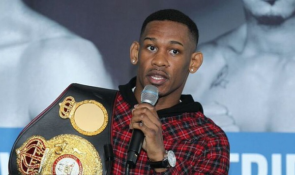 """""""There is no doubt this is going to be one of the biggest fights Brooklyn has ever seen,"""" said Jacobs.  (Photo: Courtesy)"""