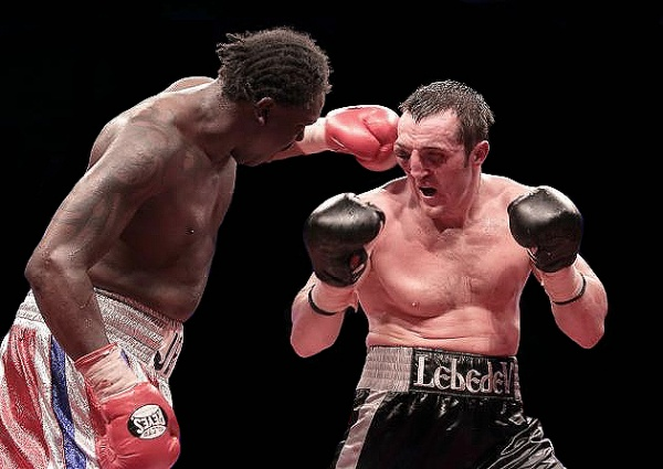 The former WBA World cruiserweight champion was first suspended after his 2013 war with Denis Lebedev. (Photo: Courtesy)