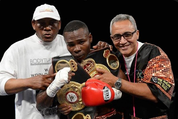 Rigondeaux Demoted to Champion in Recess