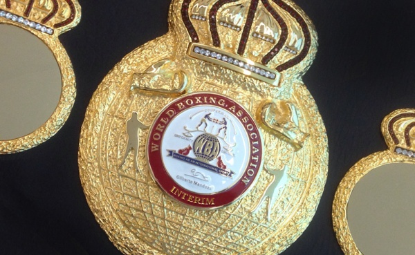 WBA Interim Belt