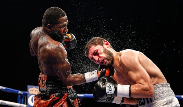 """""""The appointment of Broner as Super Champion will not unduly burden the remaining ranked contenders."""" (Photo: Stephanie Trapp/Showtime)"""