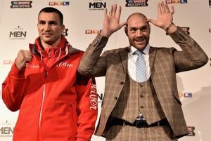 Klitschko vs. Fury este sábado en Alemania