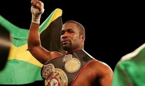 Former WBA/WBC/IBF cruiserweight champion O'Neil Bell was gunned down in Atlanta. (Photo: Alain Mounic/Panoramic)