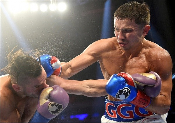 Golovkin Named WBA Boxer of the Month