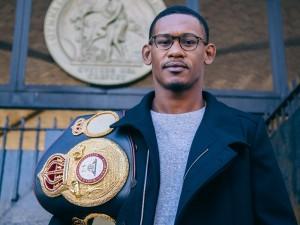 Daniel Jacobs WBA Middleweight Champion